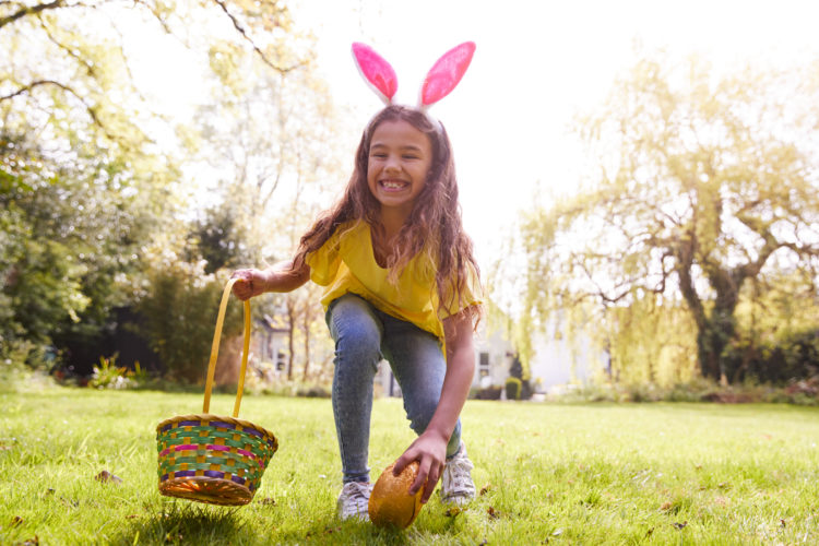 Prepare for Easter 2021 in Ft. Worth by Shopping All Things Spring at Hulen Square